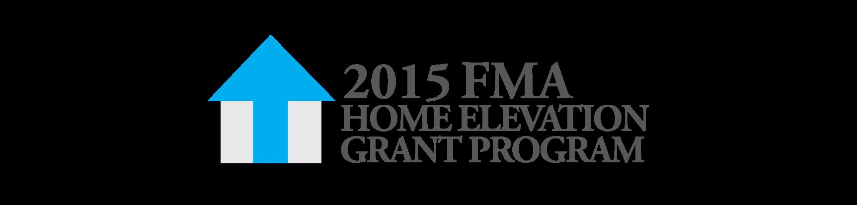 2015 FMA Home Grant Elevation Program