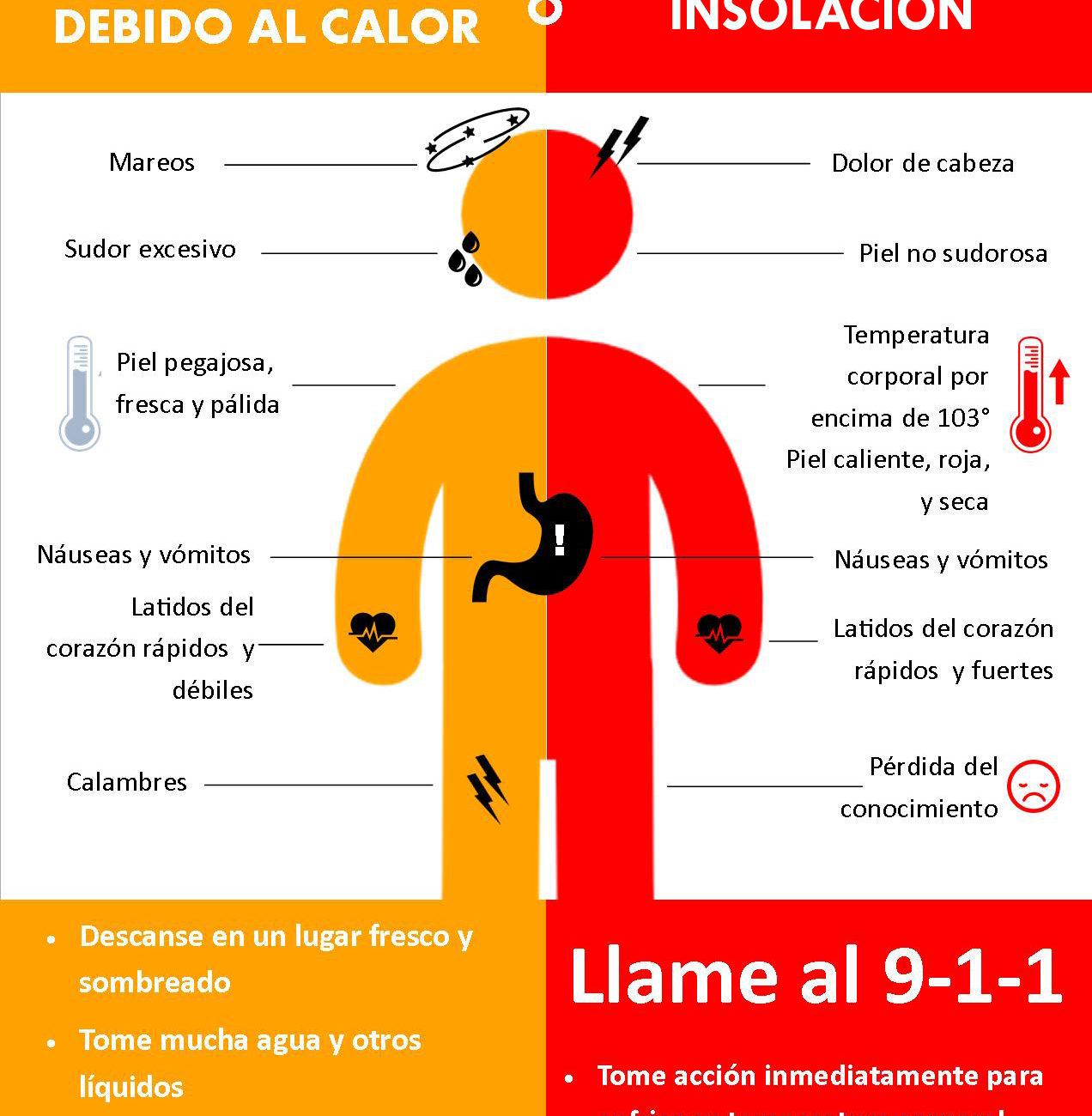 Heat Exhaustion - Espanol